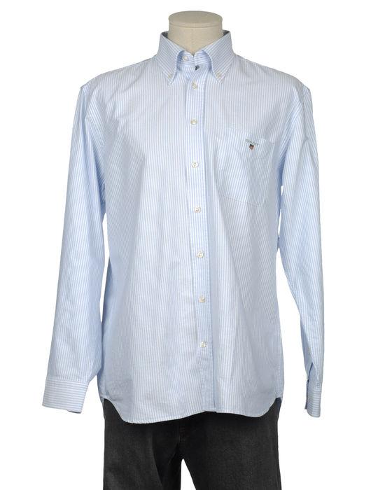 цена  GANT Рубашка с длинными рукавами  онлайн в 2017 году