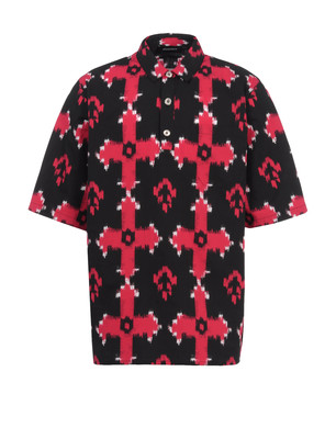 Short sleeve shirt Men's - KRIS VAN ASSCHE
