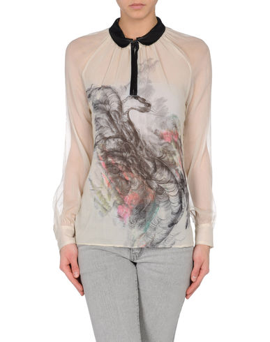 PAOLA FRANI - Long sleeve shirt
