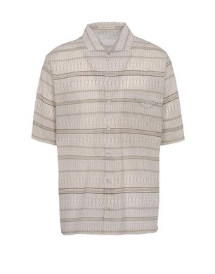 Short sleeve shirt Men's - CHRISTOPHE LEMAIRE