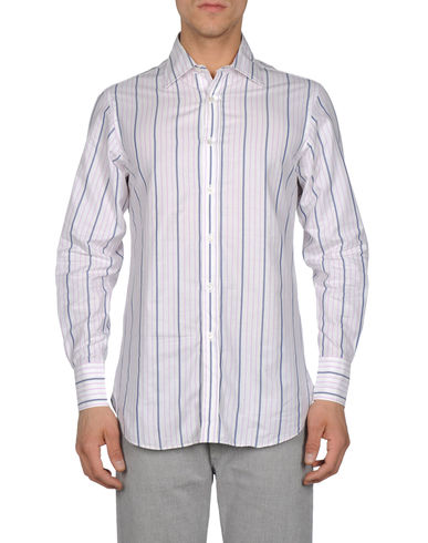 BALLANTYNE - Short sleeve shirt