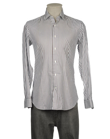 LARDINI - Long sleeve shirt