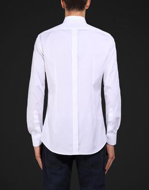 Gold shirt - Long sleeve shirts - Dolce&Gabbana - Summer 2016