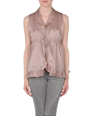 STELLA McCARTNEY - Sleeveless shirt