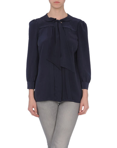 SEE BY CHLOÉ - Shirt with 3/4-length sleeves