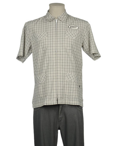 STUSSY - Short sleeve shirt