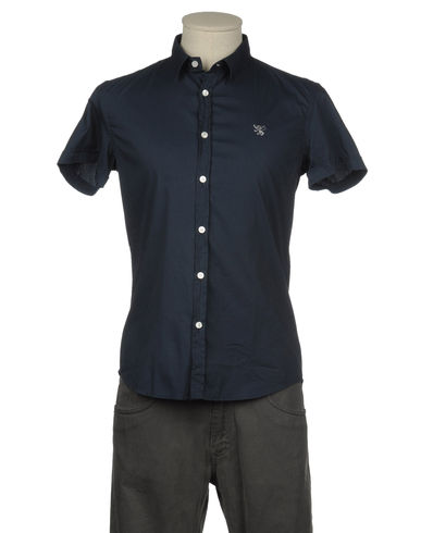 WILLIAMS WILSON - Short sleeve shirt