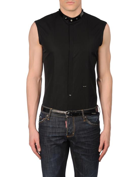 dsquared2 chemise sans manches pour homme boutique en. Black Bedroom Furniture Sets. Home Design Ideas