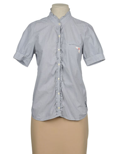 FRANKLIN & MARSHALL - Short sleeve shirt