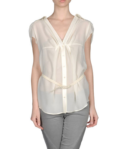JOHN GALLIANO - Sleeveless shirt
