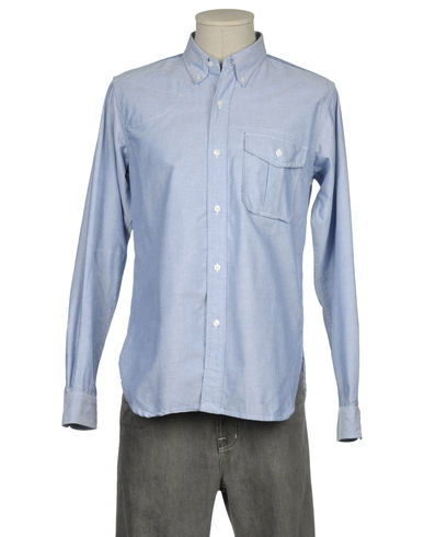WOOLRICH WOOLEN MILLS - Long sleeve shirt