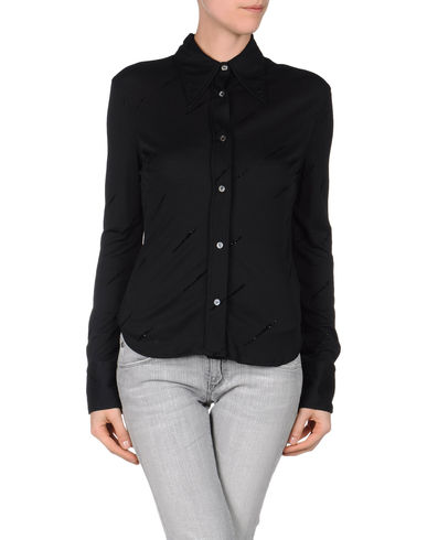 COSTUME NATIONAL - Long sleeve shirt