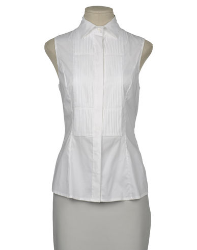 FLAVIO CASTELLANI - Sleeveless shirt