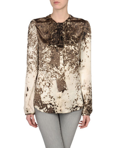 ROBERTO CAVALLI - Camicia maniche lunghe