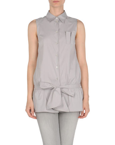 PRADA SPORT - Sleeveless shirt