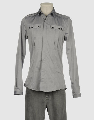 LES HOMMES - Long sleeve shirt
