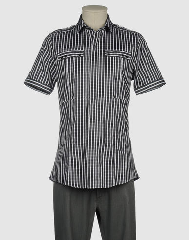 LES HOMMES - Short sleeve shirt