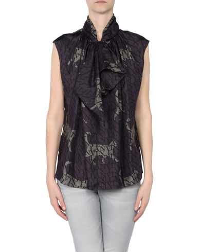 LANVIN - Sleeveless shirt