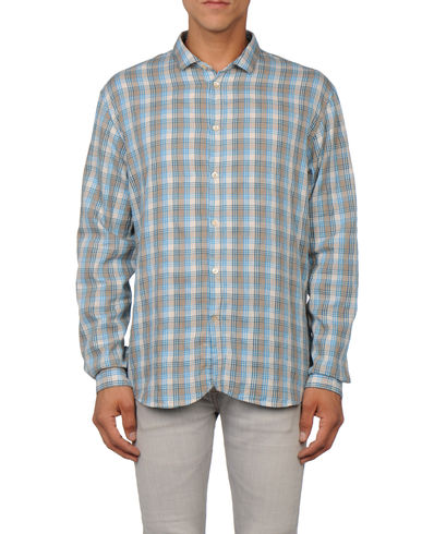 PAUL SMITH JEANS - Long sleeve shirt