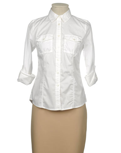 MICHAEL MICHAEL KORS - Shirt with 3/4-length sleeves