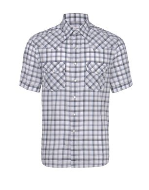 Short sleeve shirt Men's - MICHAEL BASTIAN