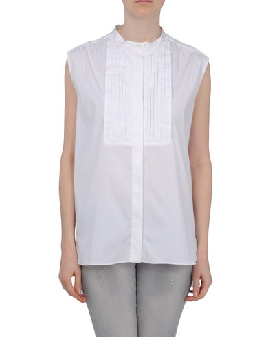 ALBERTA FERRETTI - Sleeveless shirt