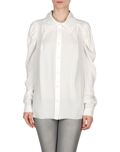 YVES SAINT LAURENT RIVE GAUCHE - Long sleeve shirt