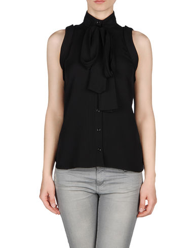 BALENCIAGA - Sleeveless shirt