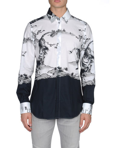 DOLCE &amp; GABBANA - Long sleeve shirt