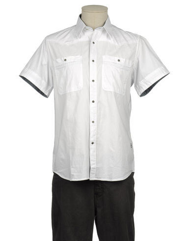 RAW CORRECT LINE by G-STAR - Short sleeve shirt