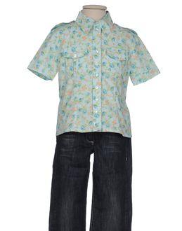 I PINCO PALLINO I&S CAVALLERI - РУБАШКИ - Рубашки с короткими рукавами