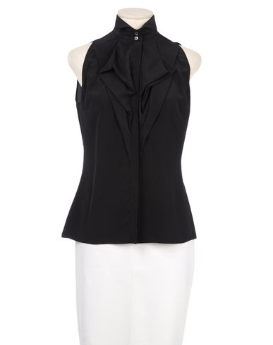 WALTER VOULAZ - Sleeveless shirt