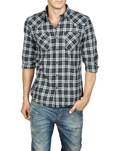 DIESEL - Shirts - SWALKIO-RS 00NUX