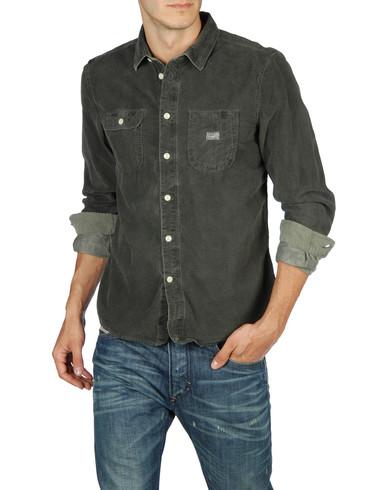 DIESEL - Shirts - SCHADEXI-RS 00FVY
