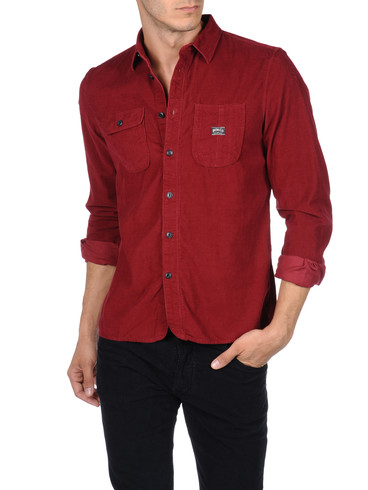 DIESEL - Shirts - SCHADEXI-RS 00IXW