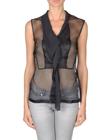 COSTUME NATIONAL - Sleeveless shirt
