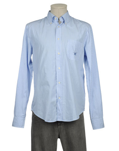 HENRY COTTON&#39;S - Long sleeve shirt