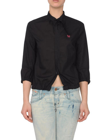 DIESEL - Shirt with 3/4-length sleeves