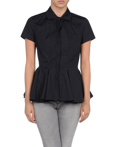 GIAMBATTISTA VALLI - Short sleeve shirt