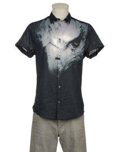 SONS OF HEROES - Short sleeve shirt