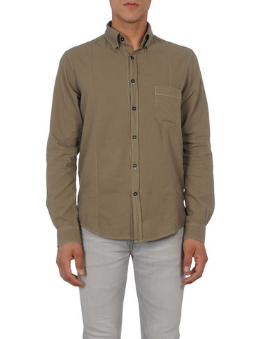 GOLDEN GOOSE - Long sleeve shirt