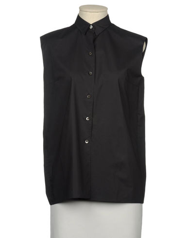 SOFIE D'HOORE - Sleeveless shirt