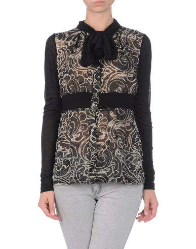 I'M ISOLA MARRAS - Long sleeve shirt