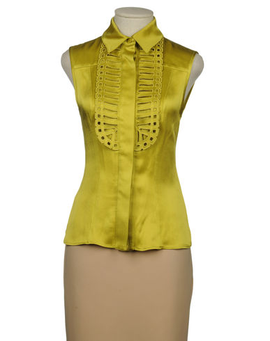 ANDREW GN - Sleeveless shirt