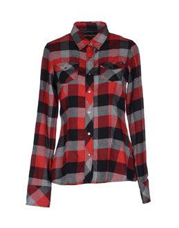 MELTIN POT - РУБАШКИ - Рубашки с длинными рукавами