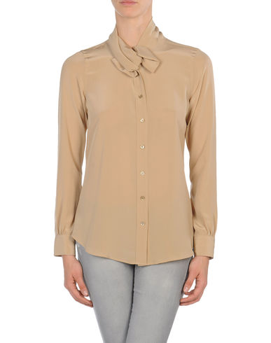 MOSCHINO - Long sleeve shirt