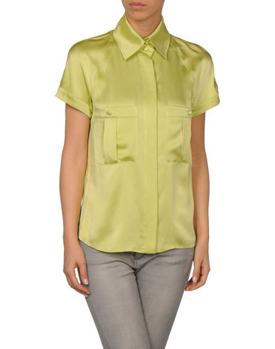 KARL LAGERFELD - Short sleeve shirt