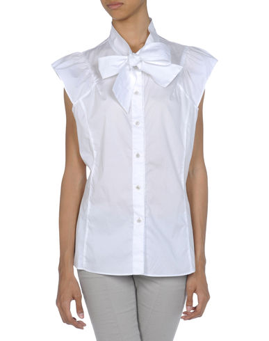 LOVE MOSCHINO - Sleeveless shirt