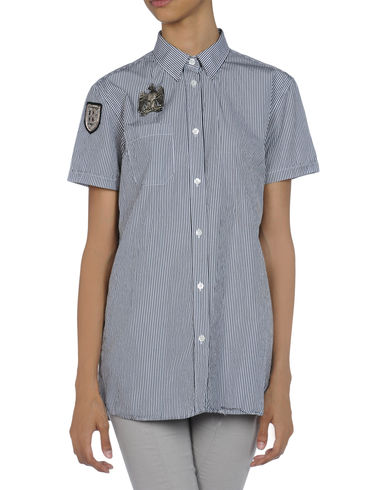 BALMAIN - Short sleeve shirt