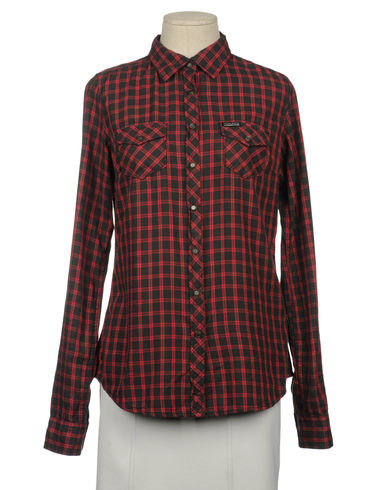 MAISON SCOTCH - Long sleeve shirt
